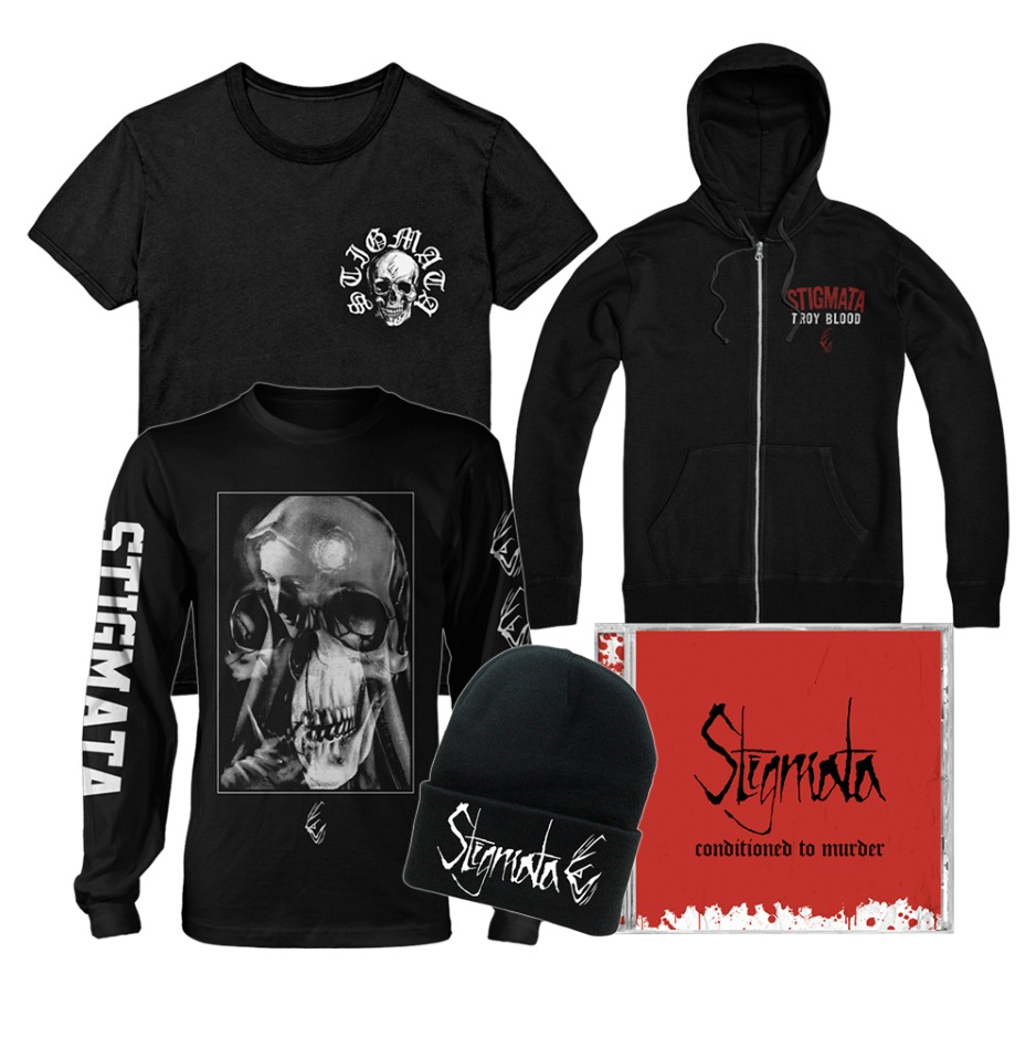 Stigmata Preorder shirt